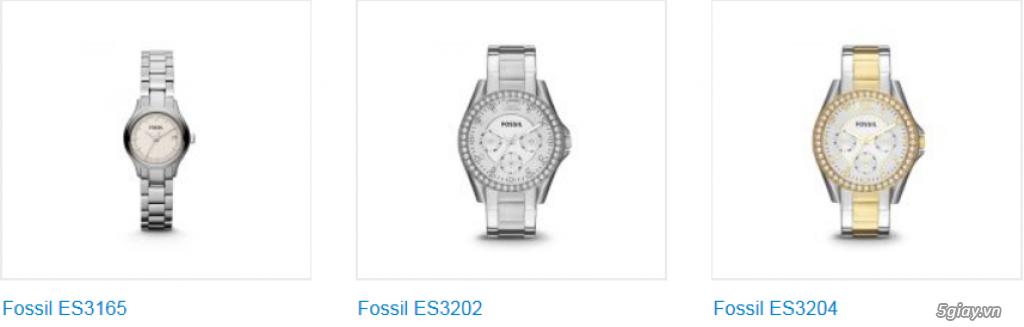 Đồng hồ nữ xách tay USA, chính hãng, giá hấp dẫn - 5