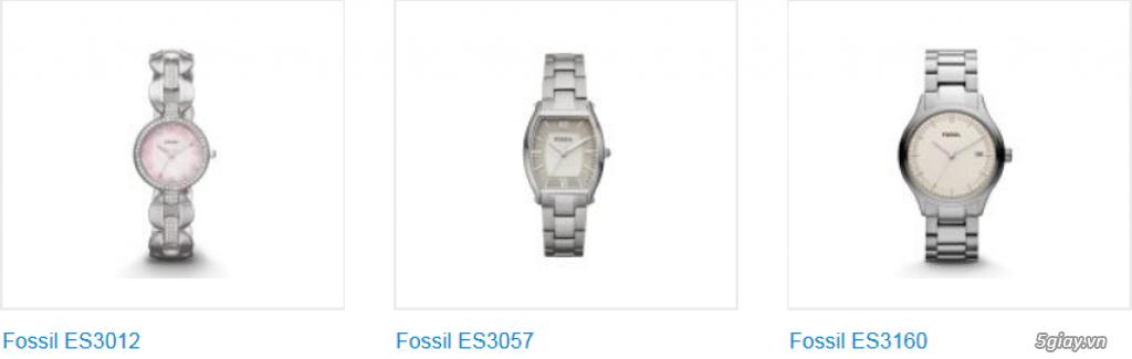 Đồng hồ nữ xách tay USA, chính hãng, giá hấp dẫn - 7