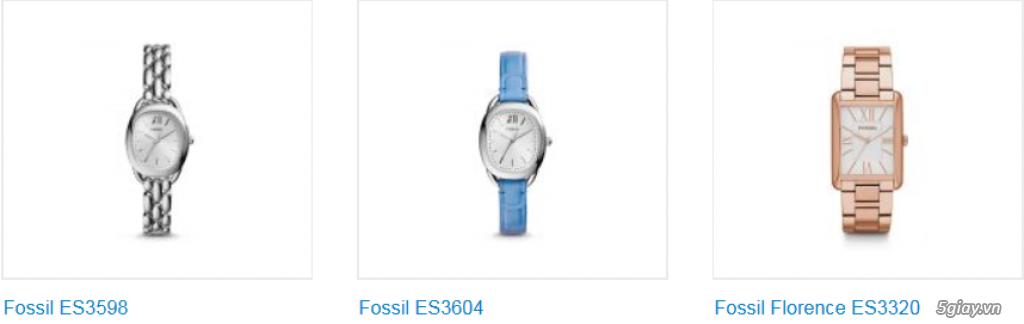 Đồng hồ nữ xách tay USA, chính hãng, giá hấp dẫn - 11