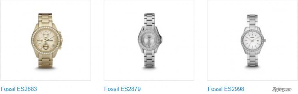 Đồng hồ nữ xách tay USA, chính hãng, giá hấp dẫn - 3