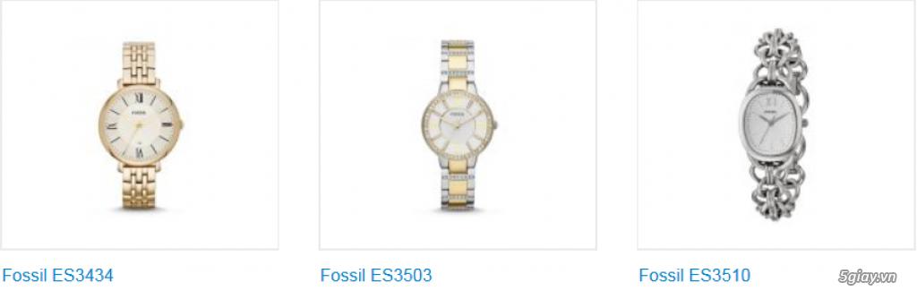 Đồng hồ nữ xách tay USA, chính hãng, giá hấp dẫn - 8