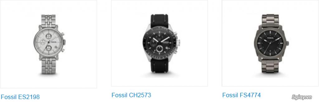 Đồng hồ nam xách tay USA, chính hãng, giá hấp dẫn - 2