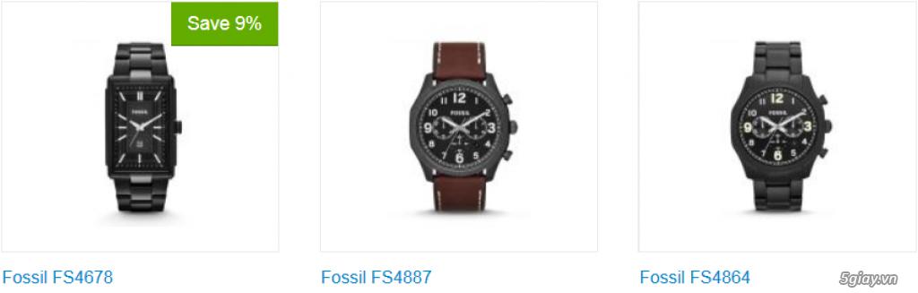 Đồng hồ nam xách tay USA, chính hãng, giá hấp dẫn - 8