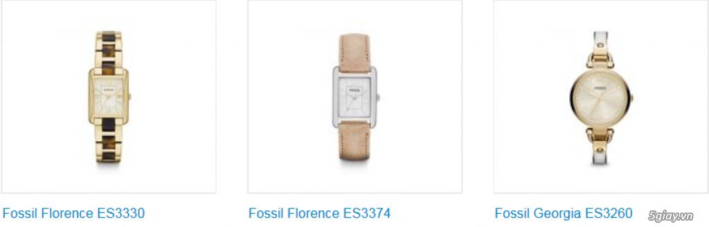 Đồng hồ nữ xách tay USA, chính hãng, giá hấp dẫn - 10