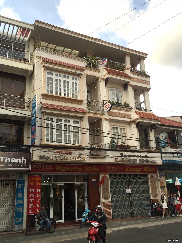 Đà Lạt - Khách sạn Nguyên Hiền ( Trung tâm cạnh chợ Đà Lạt - Giá cực kì hấp dẫn ). - 1