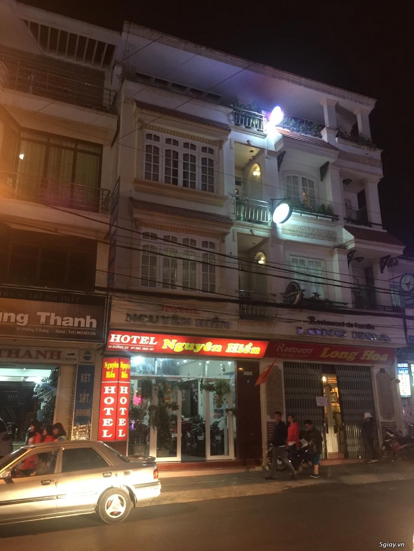 Đà Lạt - Khách sạn Nguyên Hiền ( Trung tâm cạnh chợ Đà Lạt - Giá cực kì hấp dẫn ). - 2