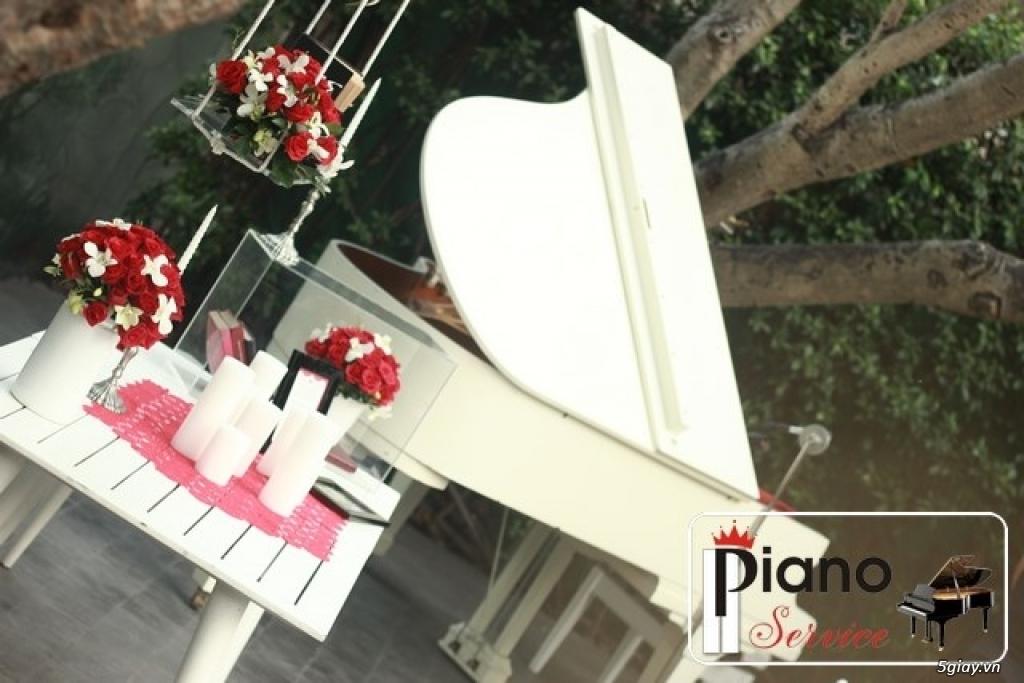 Chuyên Cho Thuê Đàn Piano Cơ Biểu Diễn Chuyên Nghiệp TpHCM - 18