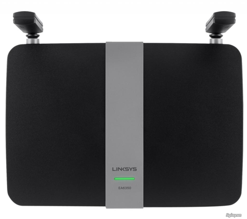Dư dùng bán router wifi Linksys EA6350 chính hãng mới mua tháng 1/2016 - 4