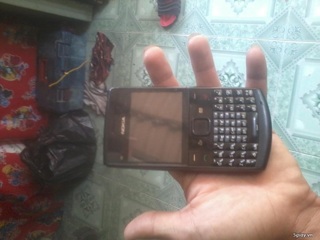 Nokia 6300, nokia x2 01, Galaxy T679 , Sony U10i - 3