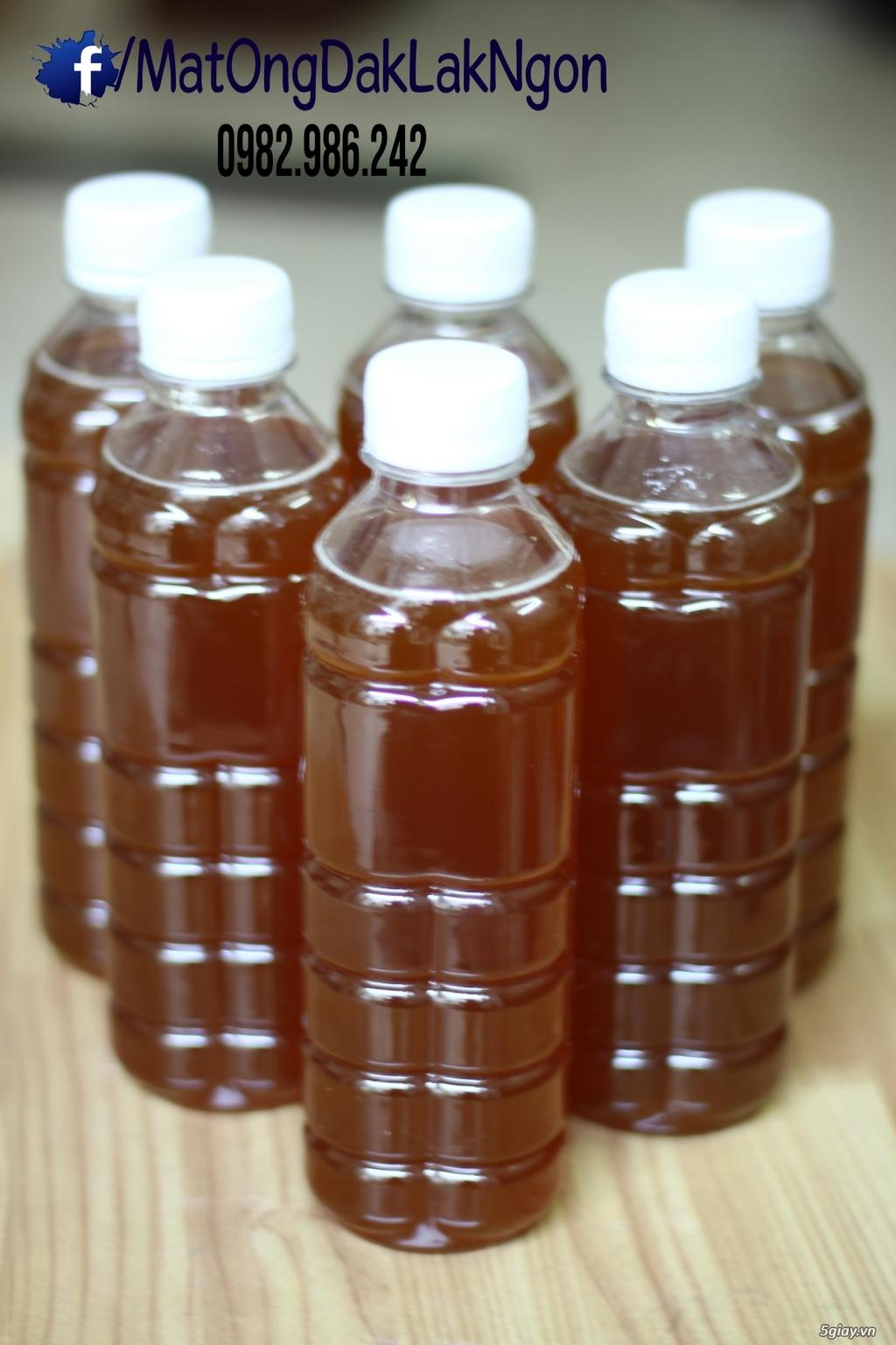 Mật ong hoa cà phê ĐăkLak- Cam kết nguyên chất 100%