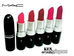 Son MAC fake 1 đảm bảo màu đẹp giống đến 98% - 1