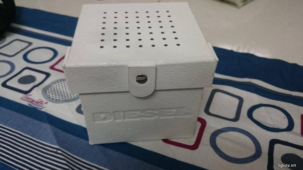 [ĐÔN GIÁ]Lên sàn đồng hồ hàng hiệu Diesel mới siêu chất End 23h59 ngày 25/02 - 2