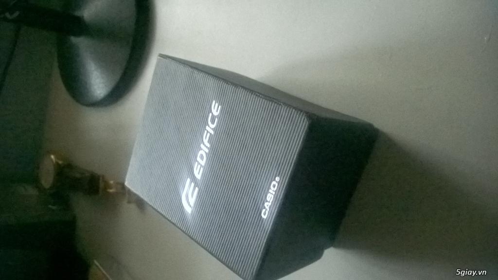 Thanh lý toàn tập : HDD di động 500GB, bao cát 1m2, đồng hồ Casio Edifice, Iphone 5s fake ... - 2