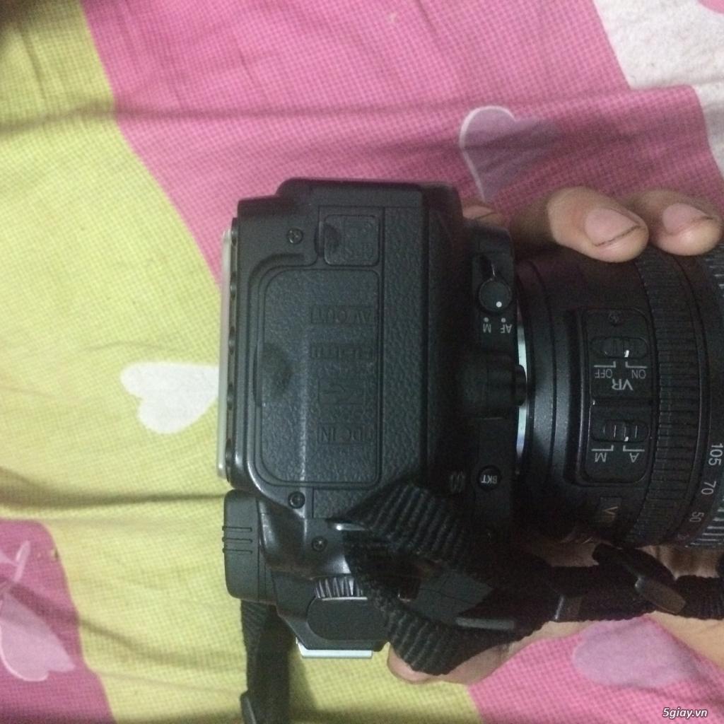 Nikon D90 mới 99% + Lens kit 50 1.8 +Lens 18-135 giá tốt nè