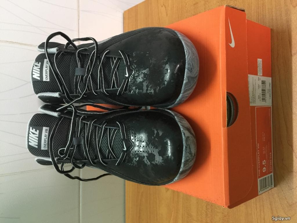 Giày Nike Overplay VIII như mới