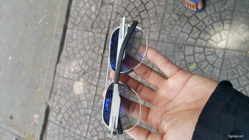 Thanh lý vài mắt kính Chrome Heart,Thom Browne,Police xịn, xách tay,fullbox - 6