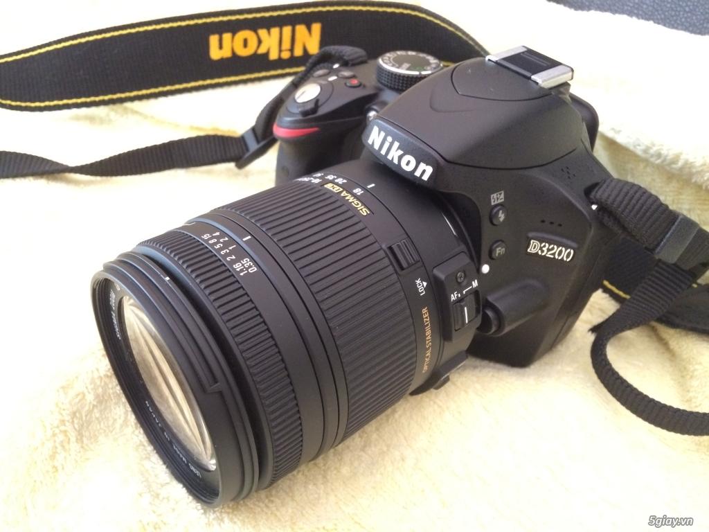 Nikon D3200 + Len SIGMA 18-250MM F3.5-6.3 - 1