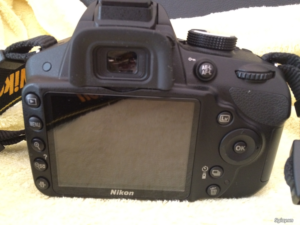 Nikon D3200 + Len SIGMA 18-250MM F3.5-6.3 - 3