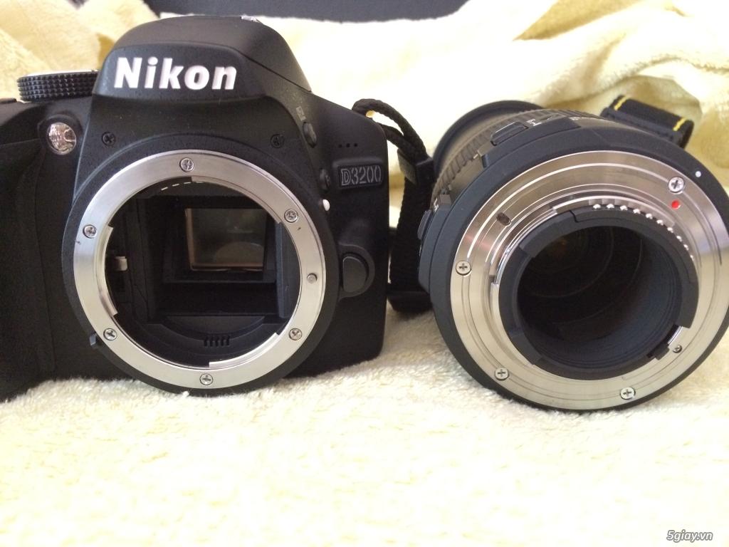 Nikon D3200 + Len SIGMA 18-250MM F3.5-6.3 - 5