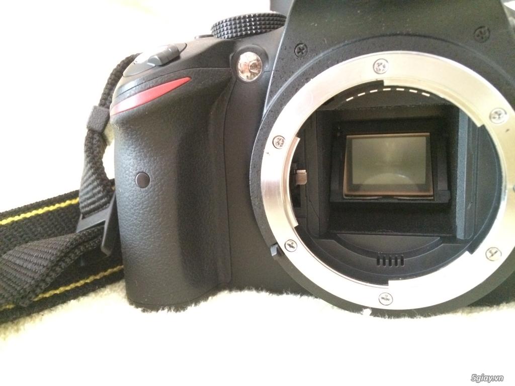 Nikon D3200 + Len SIGMA 18-250MM F3.5-6.3 - 6