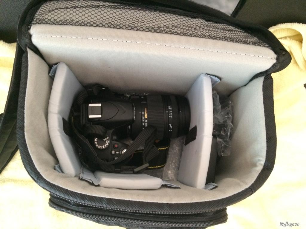 Nikon D3200 + Len SIGMA 18-250MM F3.5-6.3 - 10