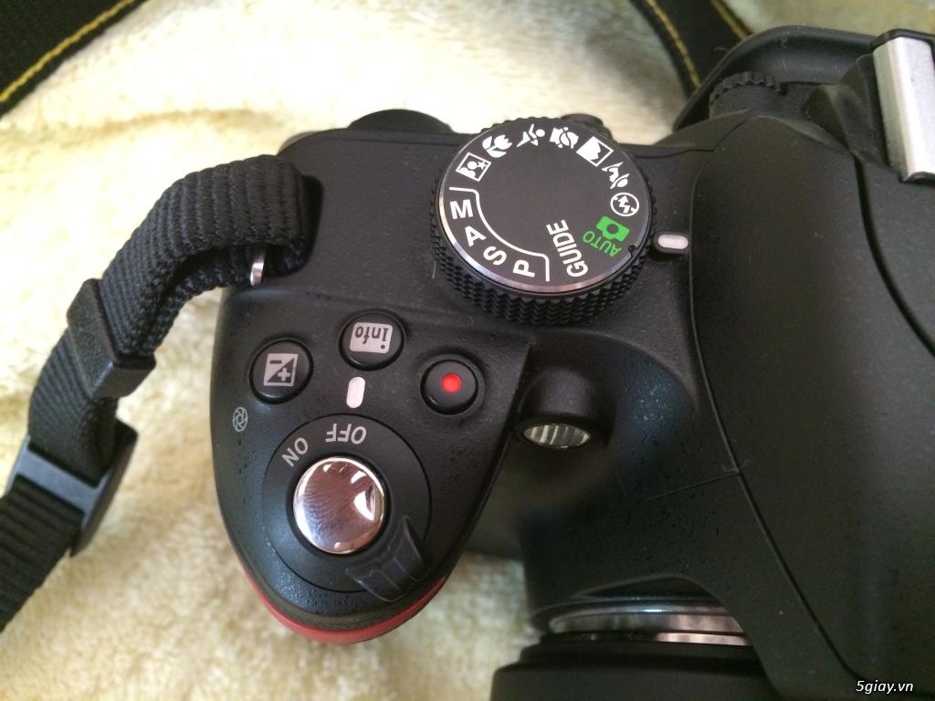 Nikon D3200 + Len SIGMA 18-250MM F3.5-6.3 - 2
