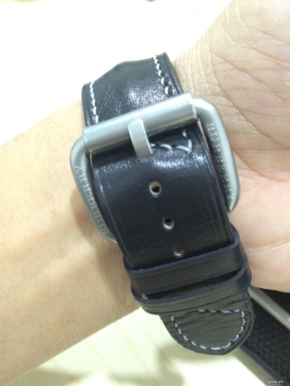 Đồng hồ Burberry Chronograph đẹp như mới - 1