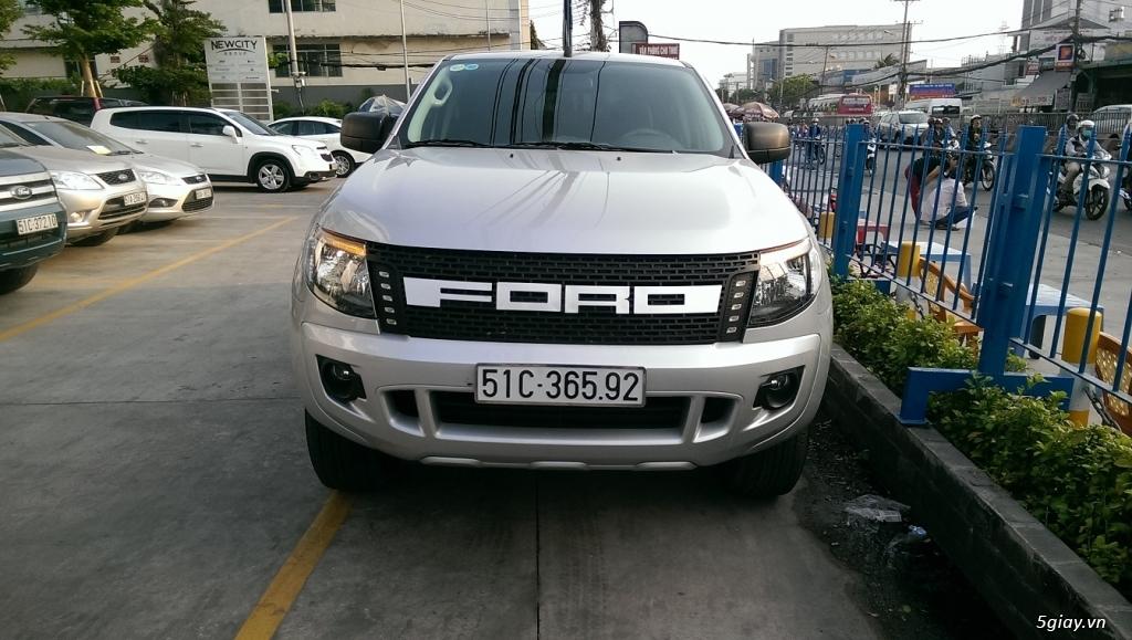 Chuyên mua bán, trao đổi xe Ô tô bán tải Ford Ranger ở TP HCM - 7