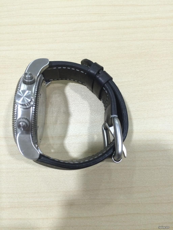 Đồng hồ Burberry Chronograph đẹp như mới - 2