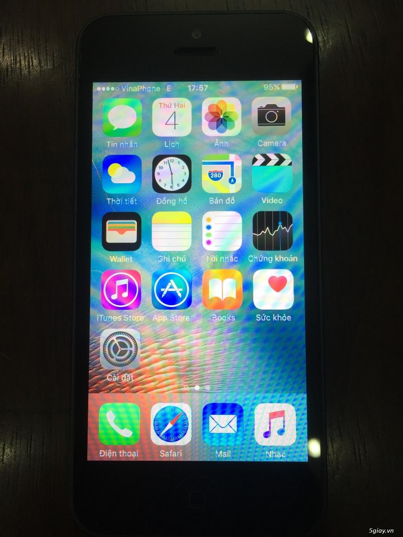 iPhone 5 32GB Đen Xì Lì - 1