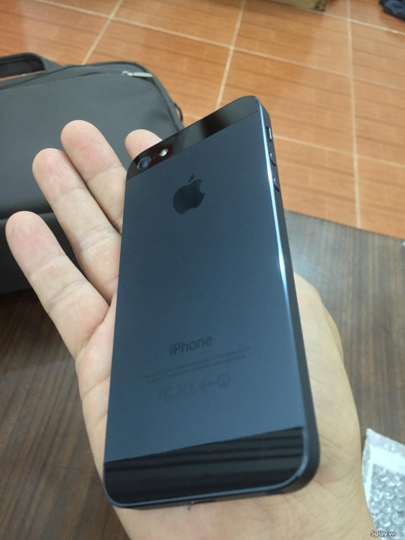 iPhone 5 32GB Đen Xì Lì - 2