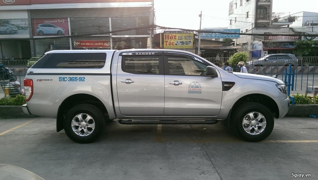 Chuyên mua bán, trao đổi xe Ô tô bán tải Ford Ranger ở TP HCM - 8