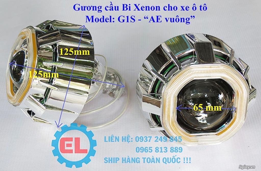 E.L SHOP - Đèn Led siêu sáng xe ô tô: XHP70, XHP50, Philips Lumiled, gương cầu xenon... - 36