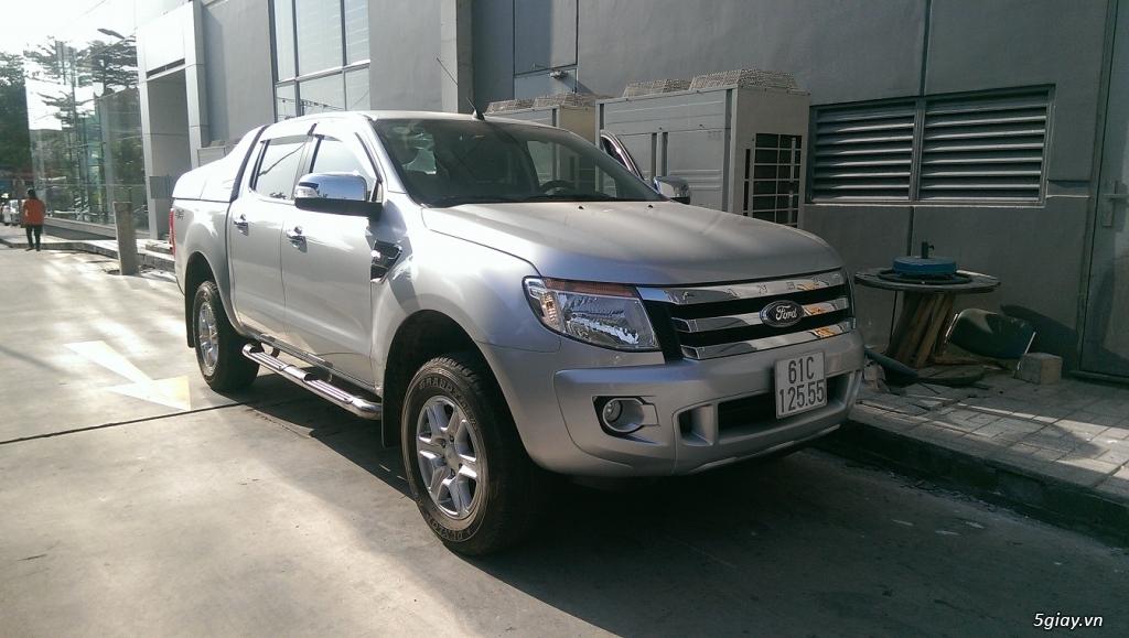 Chuyên mua bán, trao đổi xe Ô tô bán tải Ford Ranger ở TP HCM - 6