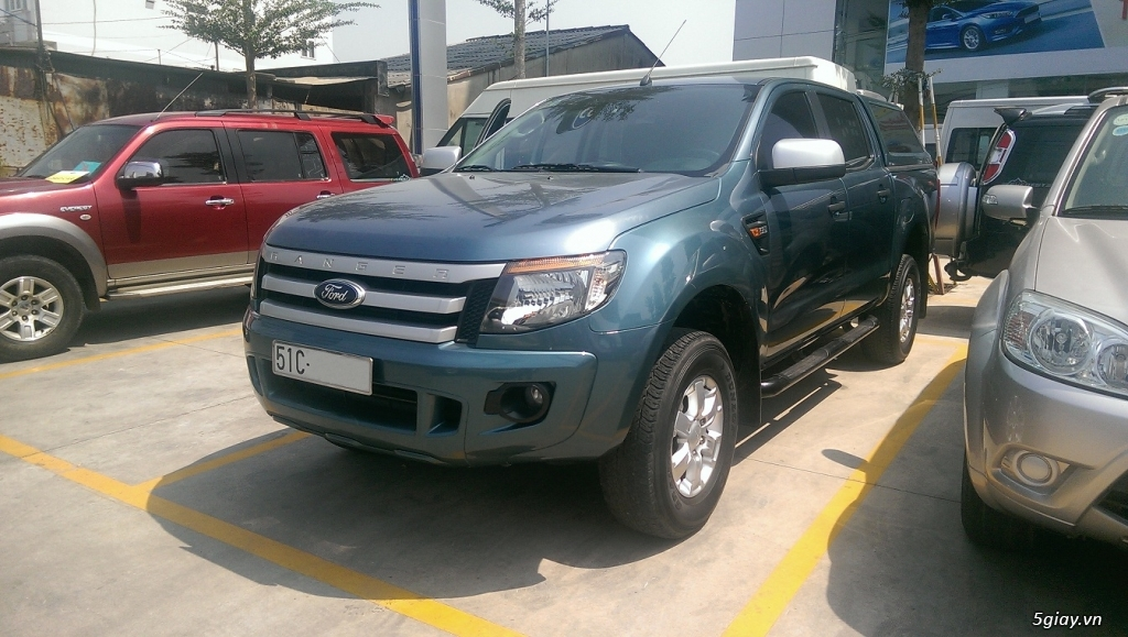 Chuyên mua bán, trao đổi xe Ô tô bán tải Ford Ranger ở TP HCM - 3
