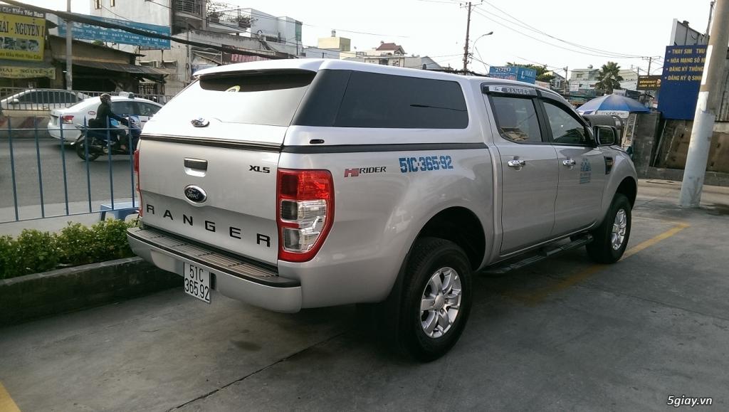 Chuyên mua bán, trao đổi xe Ô tô bán tải Ford Ranger ở TP HCM - 10