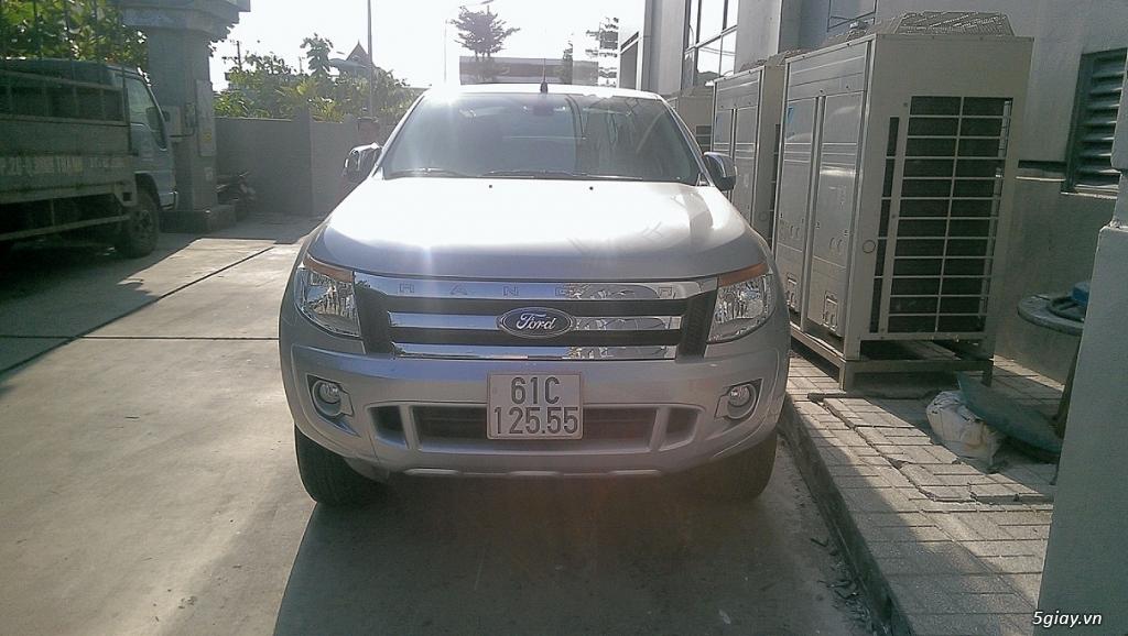 Chuyên mua bán, trao đổi xe Ô tô bán tải Ford Ranger ở TP HCM - 5