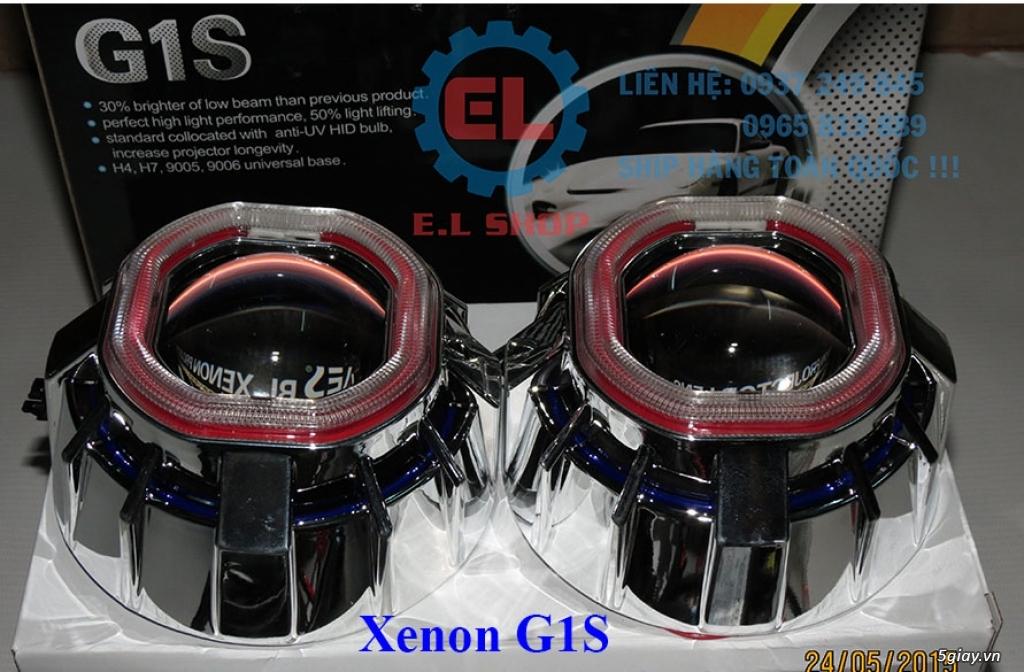 E.L SHOP - Đèn Led siêu sáng xe ô tô: XHP70, XHP50, Philips Lumiled, gương cầu xenon... - 37