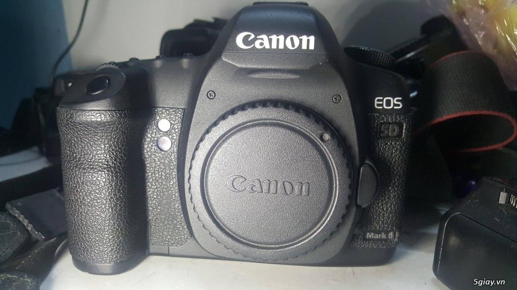 Canon 5D mark II, Canon 85 1.8 giá tốt - 1