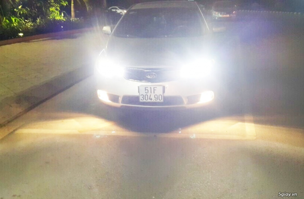 E.L SHOP - Đèn Led siêu sáng xe ô tô: XHP70, XHP50, Philips Lumiled, gương cầu xenon... - 23
