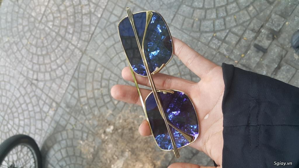 Thanh lý vài mắt kính Chrome Heart,Thom Browne,Police xịn, xách tay,fullbox - 10