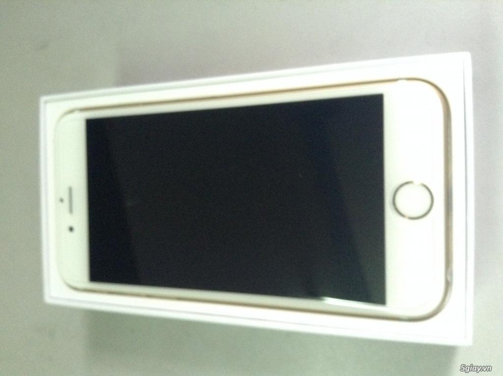 Iphone 6s 128GB, Quốc tế, Gold, Fullbox, 99.99% new