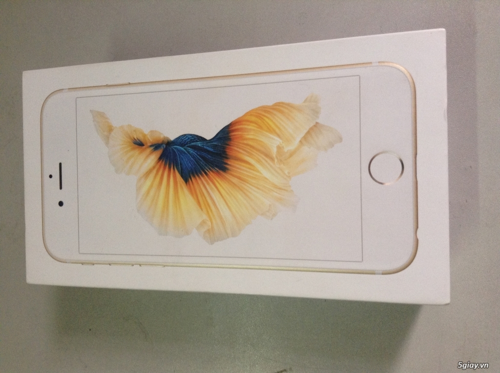 Iphone 6s 128GB, Quốc tế, Gold, Fullbox, 99.99% new - 1