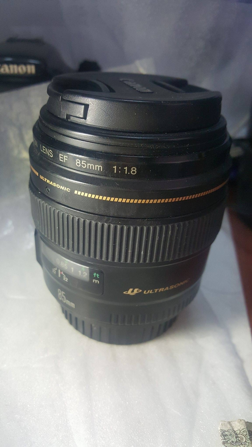Canon 5D mark II, Canon 85 1.8 giá tốt - 3