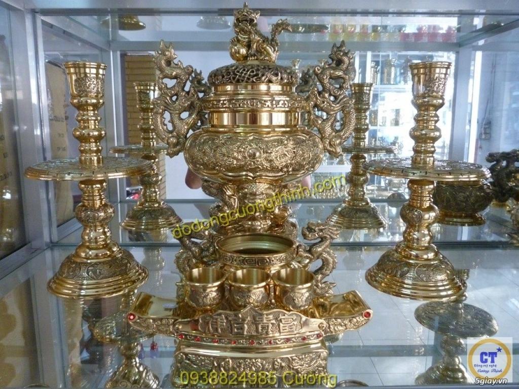 Đồ đồng Cường Thịnh mua bán lư đồng Vĩnh Tiến, lư đồng Đại Phát - 1