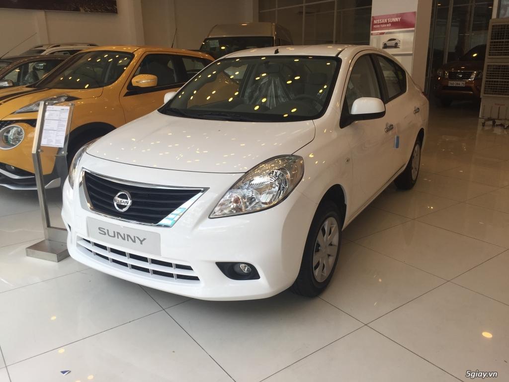 Nissan Sài Gòn khuyến mãi khủng và giá thành cạnh tranh - 1