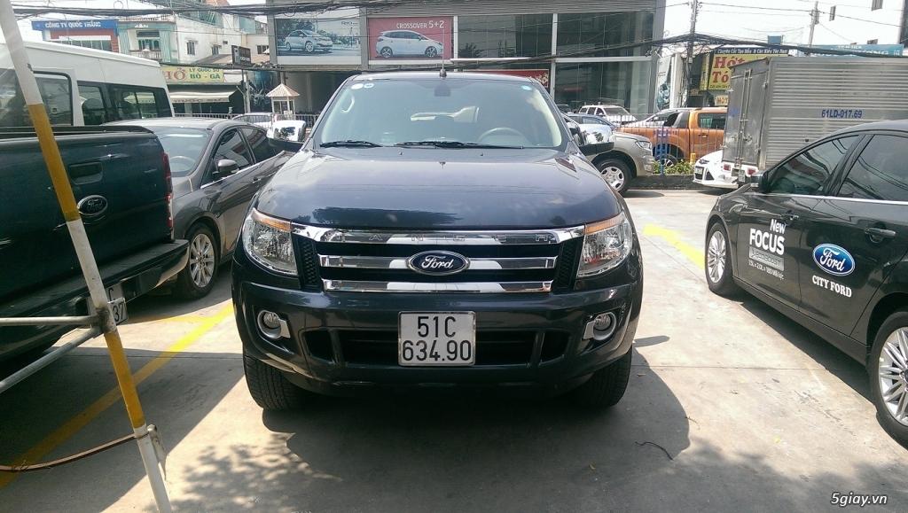 Chuyên mua bán, trao đổi xe Ô tô bán tải Ford Ranger ở TP HCM - 1