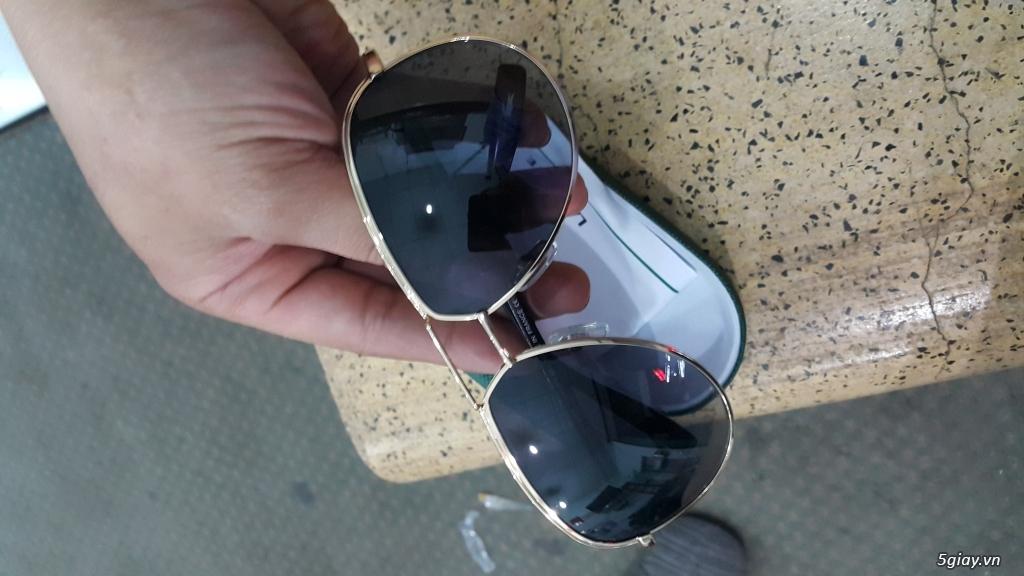 Thanh lý vài mắt kính Chrome Heart,Thom Browne,Police xịn, xách tay,fullbox - 21
