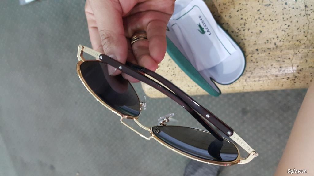 Thanh lý vài mắt kính Chrome Heart,Thom Browne,Police xịn, xách tay,fullbox - 24
