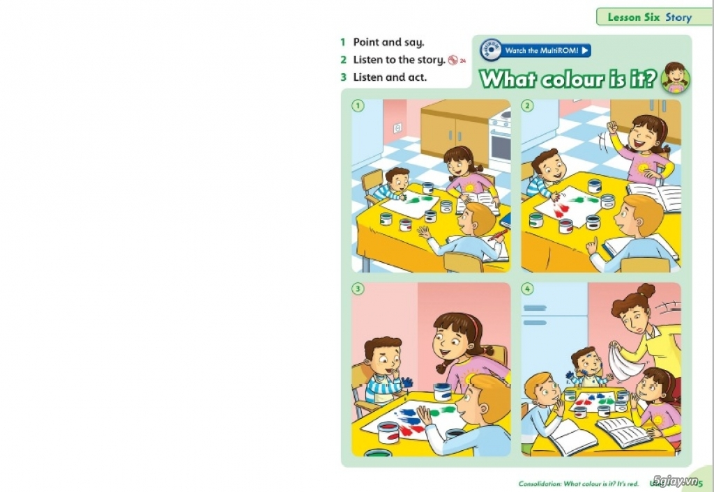 English For Childrens - 27